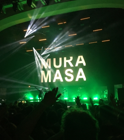 Mura Masa Concert