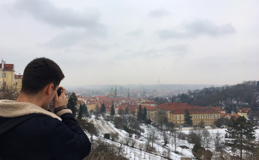 EXPLORING PRAGUE FOR THE FIRST TIME